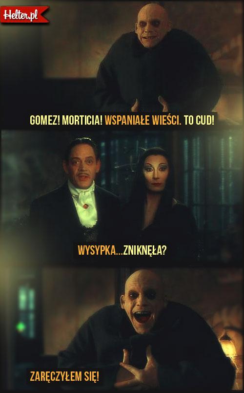 Cytaty Filmowe z Filmu Rodzina Addamsów 2 - Addams Family Values HELTER