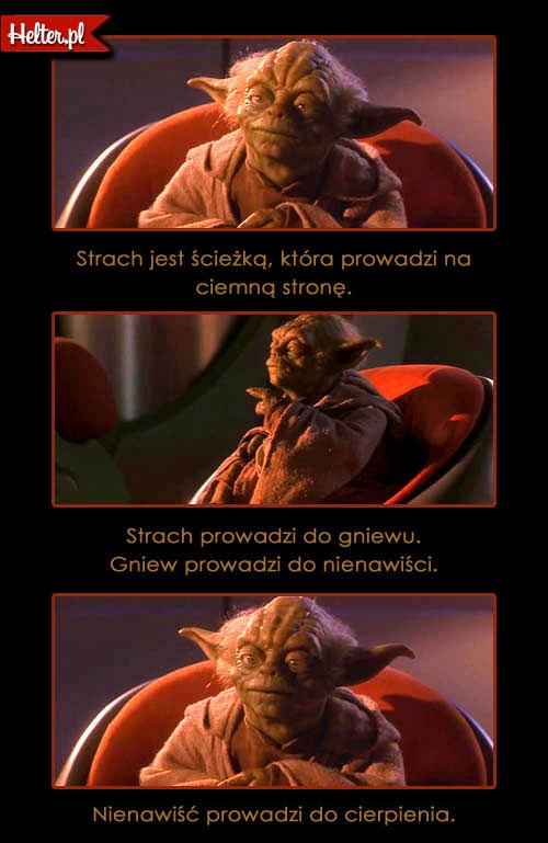 Cytaty Filmowe z Filmu Gwiezdne Wojny Mroczne Widmo HELTER