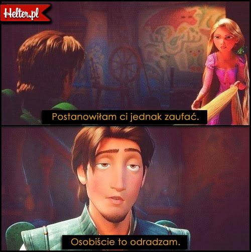Cytaty Z Bajki Zaplątani Disney Helterpl